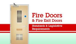 fire doors and fire exit doors
