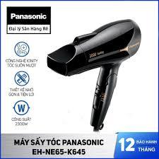 Máy Sấy Tóc Ion Panasonic EH-NE65-K645 sản xuất Malaysia hàng chính hãng,  bảo hành 12 tháng