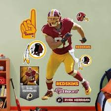 Fathead Washington Redskins Ryan Kerrigan Wall Decals By Fathead Amazon Ca Home Kitchen