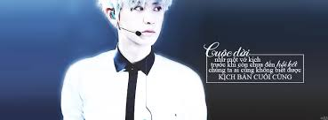 my facebook s cover quotes chanyeol exo by byeonaeri on