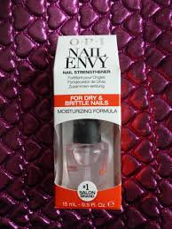 opi nail envy dry brittle nails
