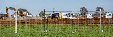 Temporary Fencing Sitetech Solutions Melbourne