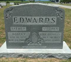 Ada Murphy Edwards (1877-1942) - Find A Grave Memorial