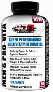 super performance multivitamin plex