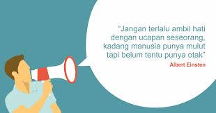 kata kata bijak jangan dengarkan kata orang lain quotes