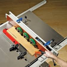 Compact And Lightweight Use These Clamps To Attached Shop Made Fences To Your Existing Fences Without Getting In The Way Table Saw Fence Table Saw Woodworking