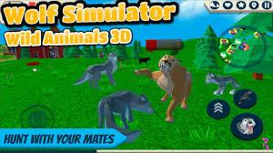 🐺Wolf Simulator: Wild Animals 3D- By ...
