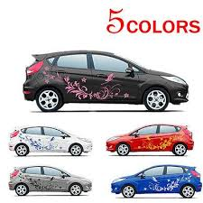 Mary Kay Flower Sticker Vinyl Decal For Car And Others