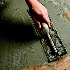 How To Patch A Concrete Floor This Old House