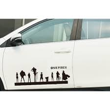 One Piece Car Decal Stickers Personality Car Decal For Car Doors Black 60cm On Onbuy