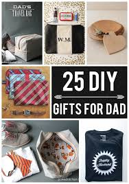 25 diy gifts for dad perfect for father