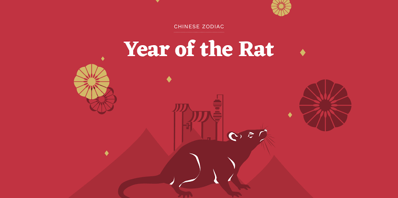 Image result for year of the rat""