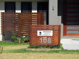 Newbie How Do I Build This Mailbox Landscaping Modern Mailbox Letter Box Design