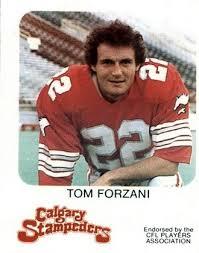 Tom Forzani - Calgary | Canadian football league, Canadian football,  Vintage football