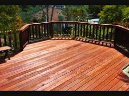 Staining Your Deck With Superdeck Products Youtube