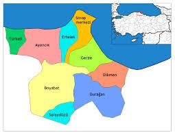 Sinop (il) - Vikipedi