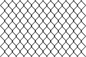 Free Chain Link Fence Psd Vector Graphic Vectorhq Com