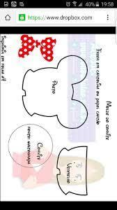 Cumple Mickey Mouse Molde Invitaciones Mickey Minnie Mouse
