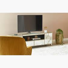 2 drawer and 2 door tv unit for tvs