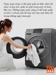 Máy giặt Xiaomi Yunmi EXO