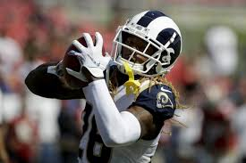 Marqui Christian carves out his own identity as a Rams standout ...