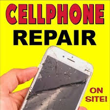 Cellphone Cell Phone Repair Choose Your Size Perforated Window Vinyl Decal New Ebay