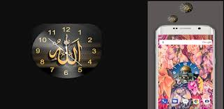 apps like clock live wallpaper