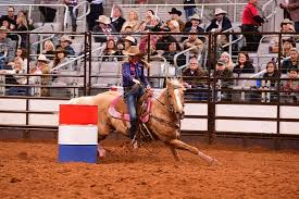 Jimmie Smith Wins Big in Fifth Bracket of Fort Worth Stock Show Rodeo,  Brittney Barnett Clocks New Fastest Time of Rodeo - Barrel Horse News