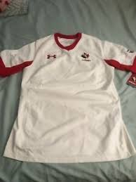 canada away jersey nwt mens size xl
