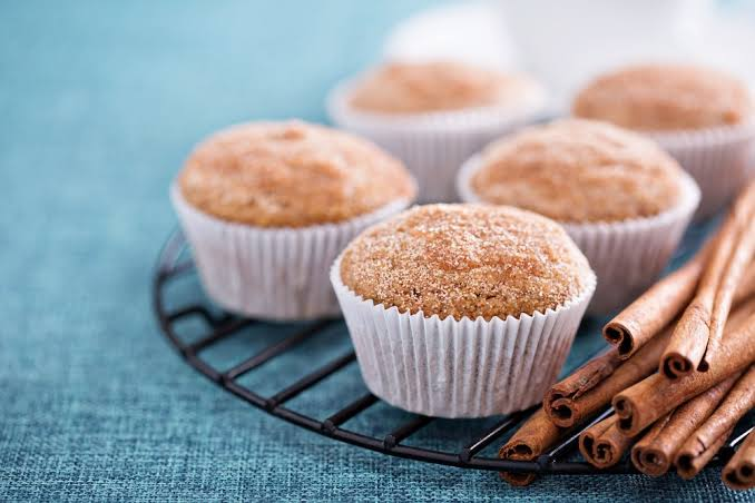 Healthy Cinnamon Spice Muffins For Kids