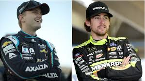 NASCAR: How Ryan Blaney learned his sister was dating Wiliam Byron - NBC  Sports