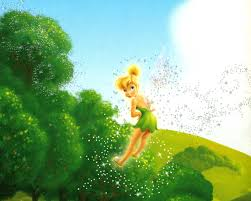 tinkerbell wallpaper with disney fairies