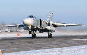 Wallpaper Su 24 Sukhoi Fencer Russian Tactical Bomber Images For Desktop Section Aviaciya Download