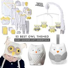Owl Baby Shower Gift Ideas 3 Boys And A Dog