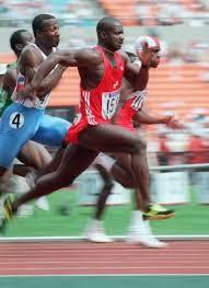ben johnson - Drugs in Sport