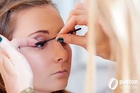 getting your makeup professionally done