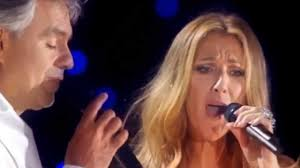 Celine Dion & Andrea Bocelli - The Prayer (Live) Lyrics & HD - YouTube