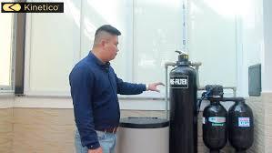 Review máy lọc nước tổng Kinetico của Mỹ số 1 tại Việt Nam