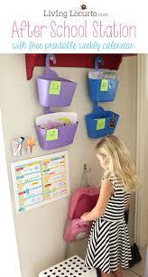 Printable Weekly Calendar For Kids Kids Calendar Organization Kids Getting Organized