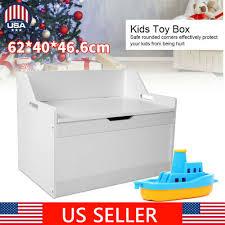 Minnie Mouse Toy Box Playroom Furniture Kids Bedroom Organizer Children Toys Bin For Sale Online Ebay