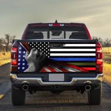 Police Military And Fire Thin Line American Flag Qnn161f Flagwix