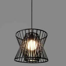 industrial hanging pendant light single