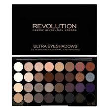 makeup revolution 32 eyeshadow palettes