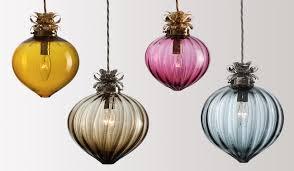 15 blown glass pendant lighting ideas
