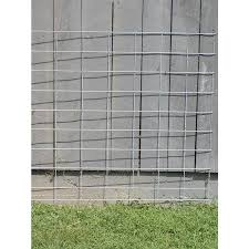 Tarter 10 Wire Stock Panel 10 Wire Stock Panel 4 Ft H X 16 Ft W Silver Steel Containment Fence Panel In The Metal Fence Panels Department At Lowes Com