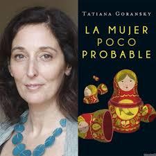 """Entrevista a Tatiana Goransky sobre su libro """"La mujer poco probable"""" -  Radio Nihuil   AM 680 - Mendoza - Argentina"""