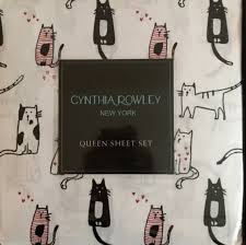 dogs queen sheet set for