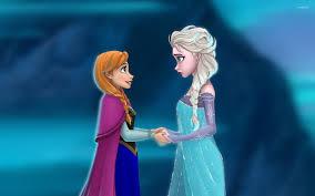 elsa and anna frozen 2 wallpaper