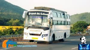omni bus tamilnadu private buses