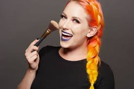 makeup artist autumn skibinski shows